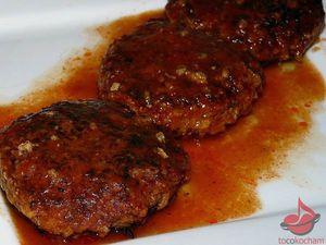 Kotlety mięsne zkapustą gołąbki tocokocham.com