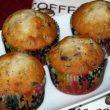 Muffinki bananowe z czekoladą tocokocham.com