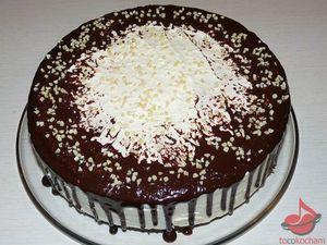 Tort Mleczna kanapka tocokocham.com