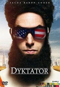 Dictator Dyktator recenzja Sacha Baron Cohen