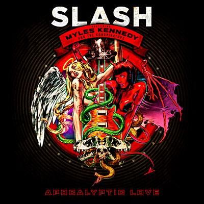 Slash Myles Kennedy Apocalyptic Love recenzja