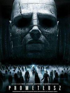 Prometheus Prometeusz recenzja Ridley Scott
