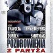 From Paris with Love Pozdrowienia Paryża recenzja Travolta