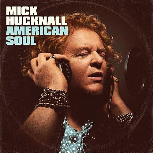 Mick Hucknall Simply Red American Soul recenzja