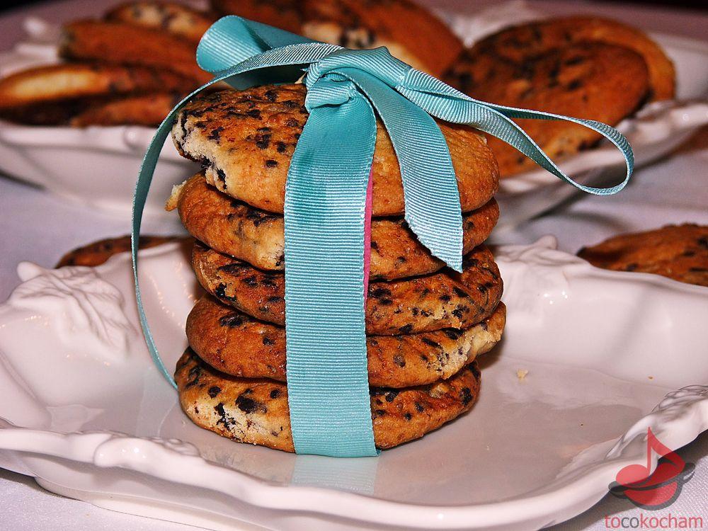 Ciastka pomarańczowo-czekoladowe tocokocham.com