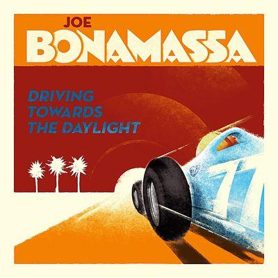 Joe Bonamassa Driving Towards The Daylights recenzja