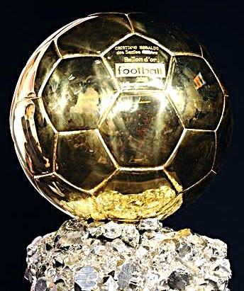 Złota piłka 2012
