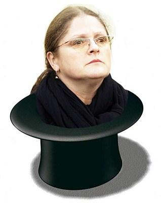 Krystyna Pawłowicz gwizada kapelusza tocokocham.com