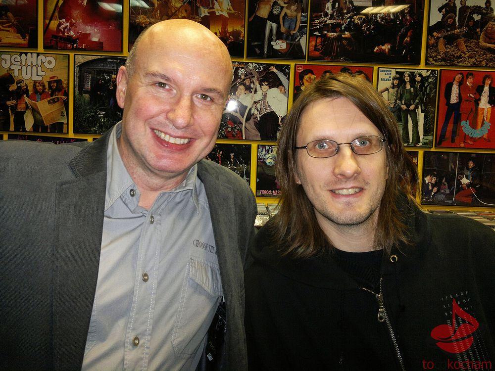 Steven Wilson Sławomir Orski tocokocham.com
