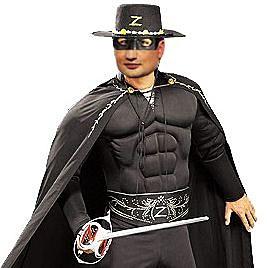 Ziobro Zbawiciel Zorro