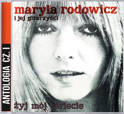 Maryla Rodowicz Antologia recenzja reedycja