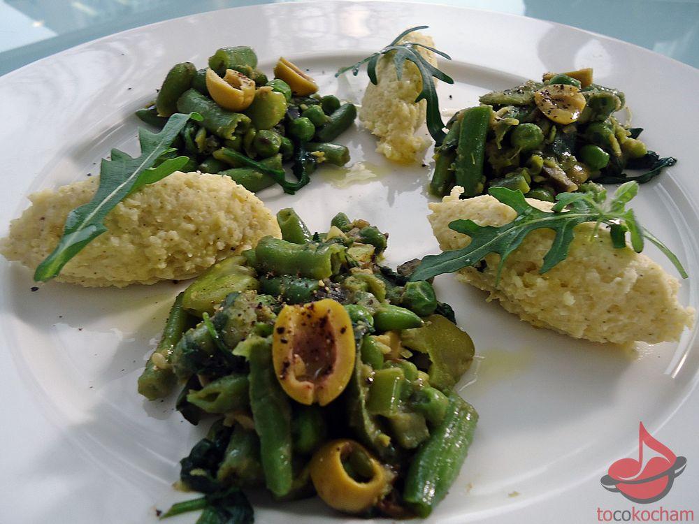 Gulasz zzielonych warzyw tocokocham.com