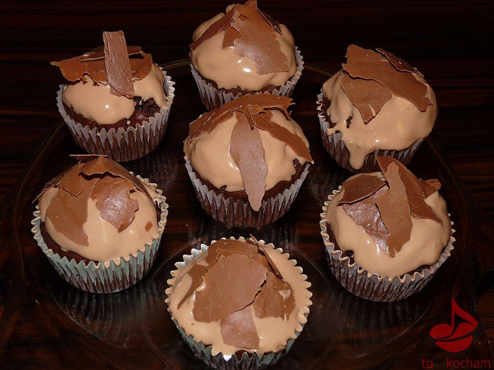 Muffinki czekoladowo-marchewkowe tocokocham.com