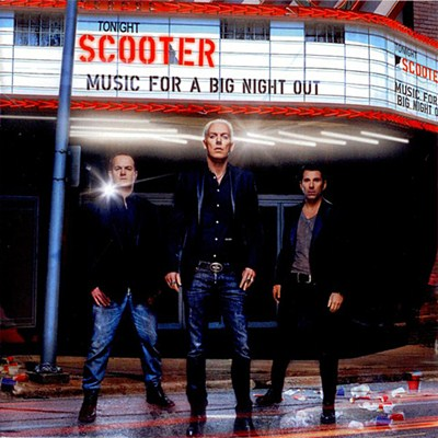 Scooter Music Big Night Out recenzja