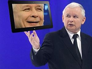 Kaczyński tablet tocokocham.com