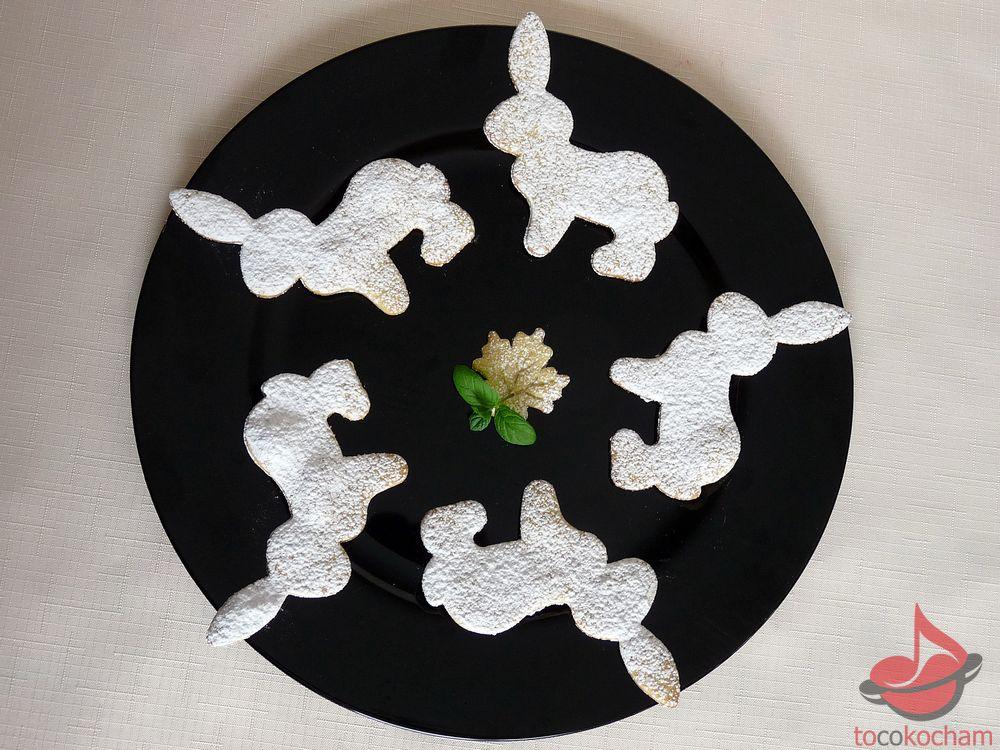 Ciastka zżółtek gotowanych tocokocham.com