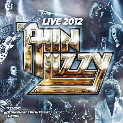 Thin Lizzy Live 2012 Shepherds Bush Empire