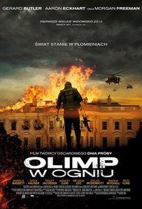 Olympus Fallen Limp ogniu recenzja Butler