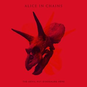 Alice In Chains Devil Put Dinosaurs Here recenzja