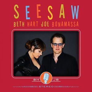 Beth Hart Joe Bonamassa Seesaw recenzja