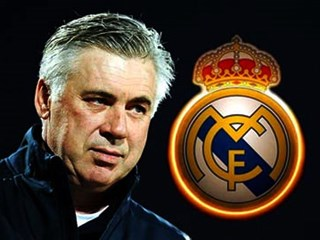 Carlo Ancelotti trener Real Madryt