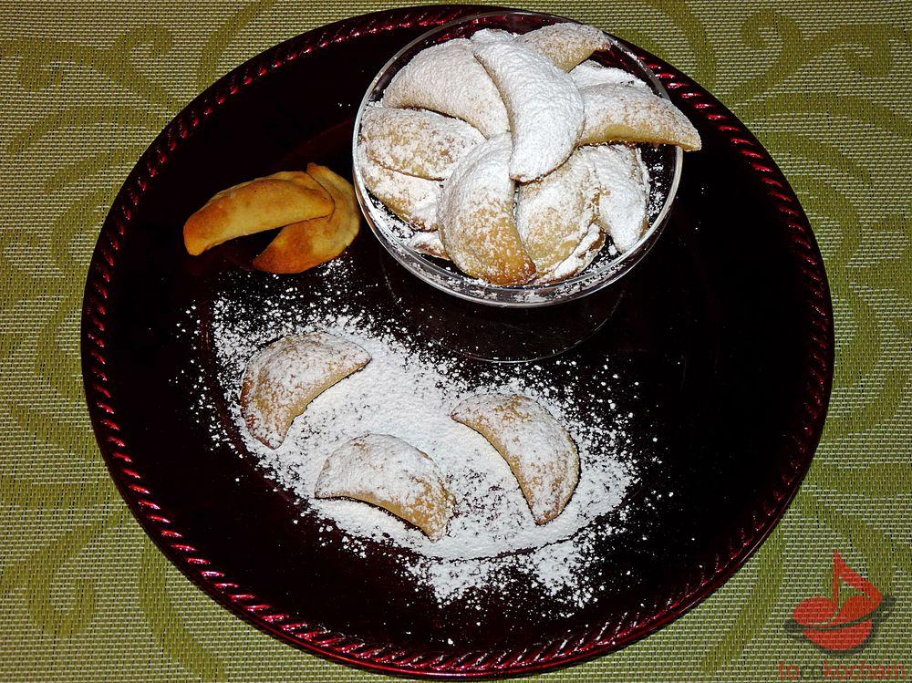 Ciastka pierożki serowe tocokocham.com