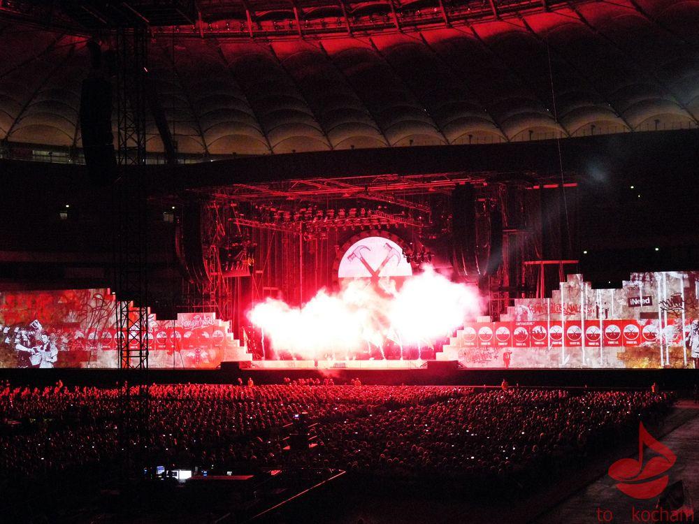 Roger Waters Wall Stadion Narodowy Warszawa 2013 recenzja