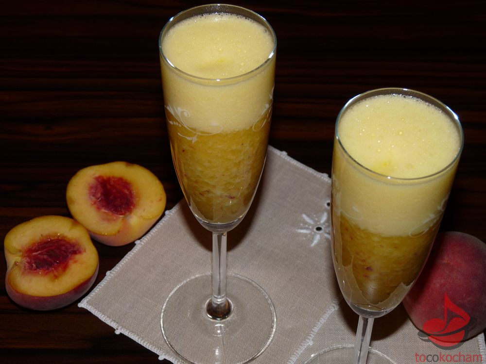 Drink Bellini tocokocham.com