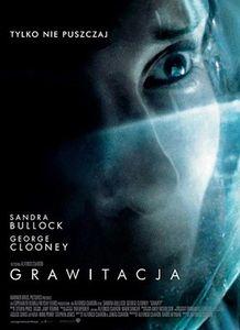 Gravity Grawitacja recenzja Bulloock Clooney Alfonso Cuarón