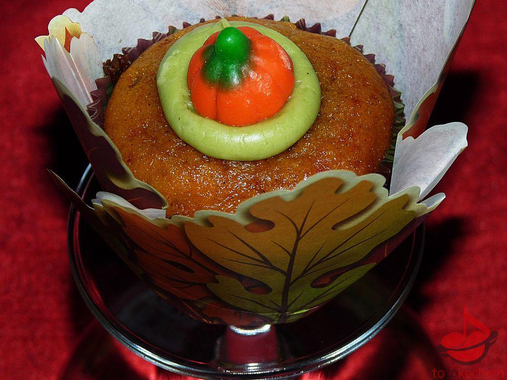 Muffinki dyniowe tocokocham.com