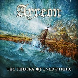 Ayreon Theory Everything recenzja Arjen Lucassen