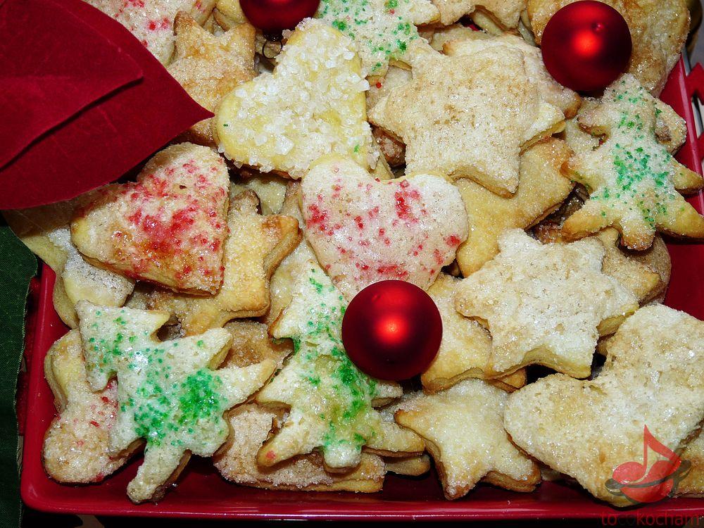 Ciasteczka prawie francuskie tocokocham.com