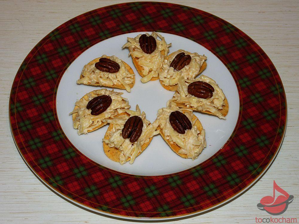 Czipsy zżółtym serem czosnkowym tocokocham.com