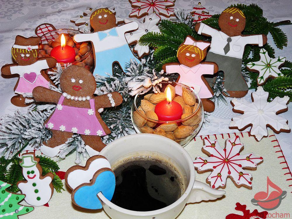 Pierniczki dekorowane masą cukrową tocokocham.com