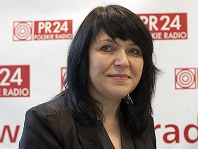 Małgorzata Ostrowska wywiad Polskie Radio 24