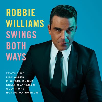 Robbie Williams Swings Both Ways recenzja