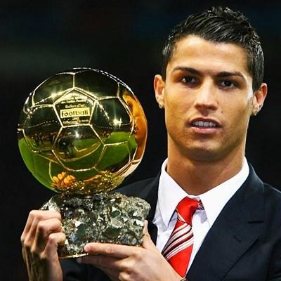 Cristiano Ronaldo Złota Piłka 2013