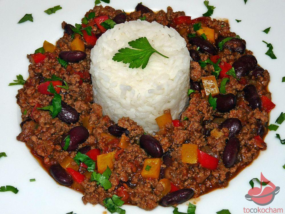 Chilli con carne tocokocham.com