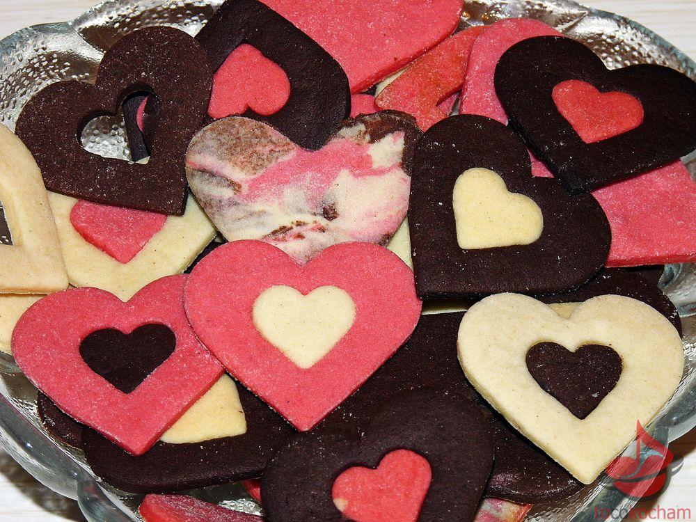 Ciasteczka odserca tocokocham.com