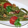 Fasolka szparagowa w zielonym sosie tocokocham.com