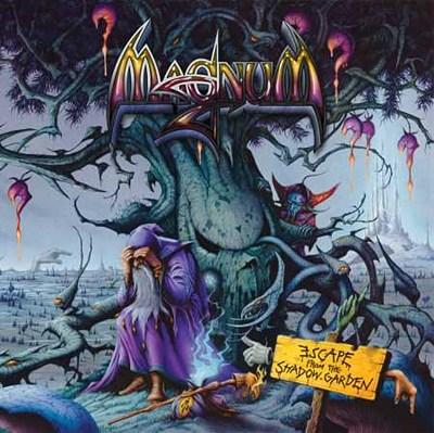 Magnum Escape From Shadow Garden recenzja