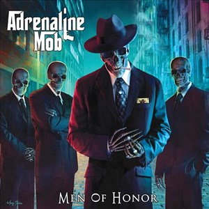 Adrenaline Mob Men Honor recenzja