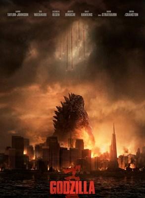 Godzilla 2014 recenzja Edwards