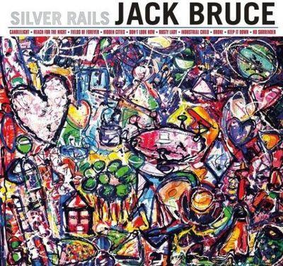 Jack Bruce Silver Rails recenzja