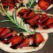 Filet z indyka z truskawkami w sosie balsamicznym tocokocham.com