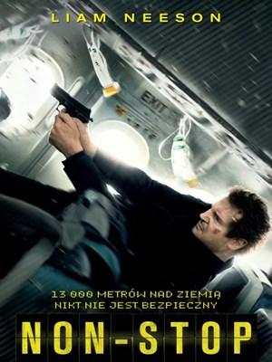 Non-Stop recenzja Collet-Serra Neeson Julianne Moore