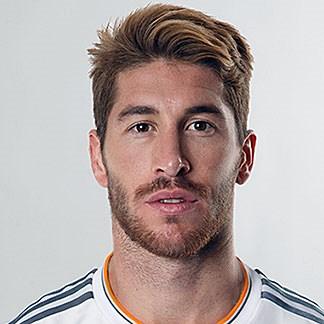 Sergio Ramos 2014