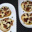 Gruszka z serem kozim i zielonym pieprzem tocokocham.com