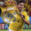 James Rodriguez Real Madryt transfer