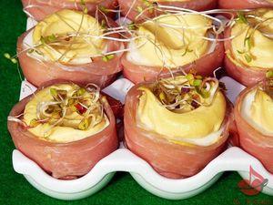 Faszerowane jajka wszynce tocokocham.com